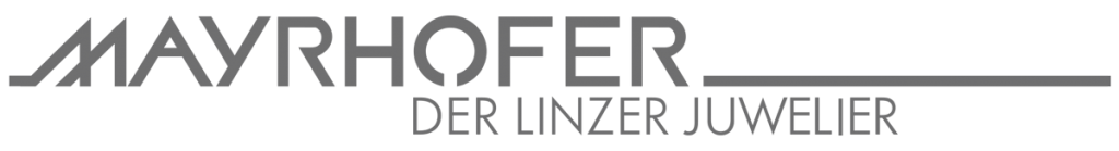 mayrhofer logo bei juwelier mayrhofer linz