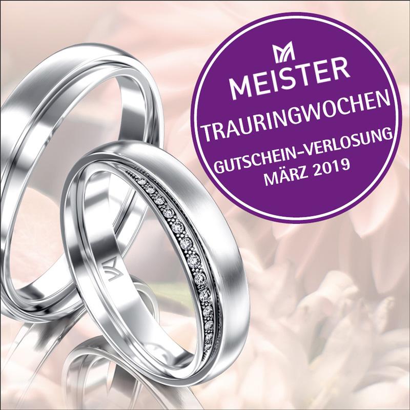 Meister Trauringwochen bei Juwelier Mayrhofer in Linz