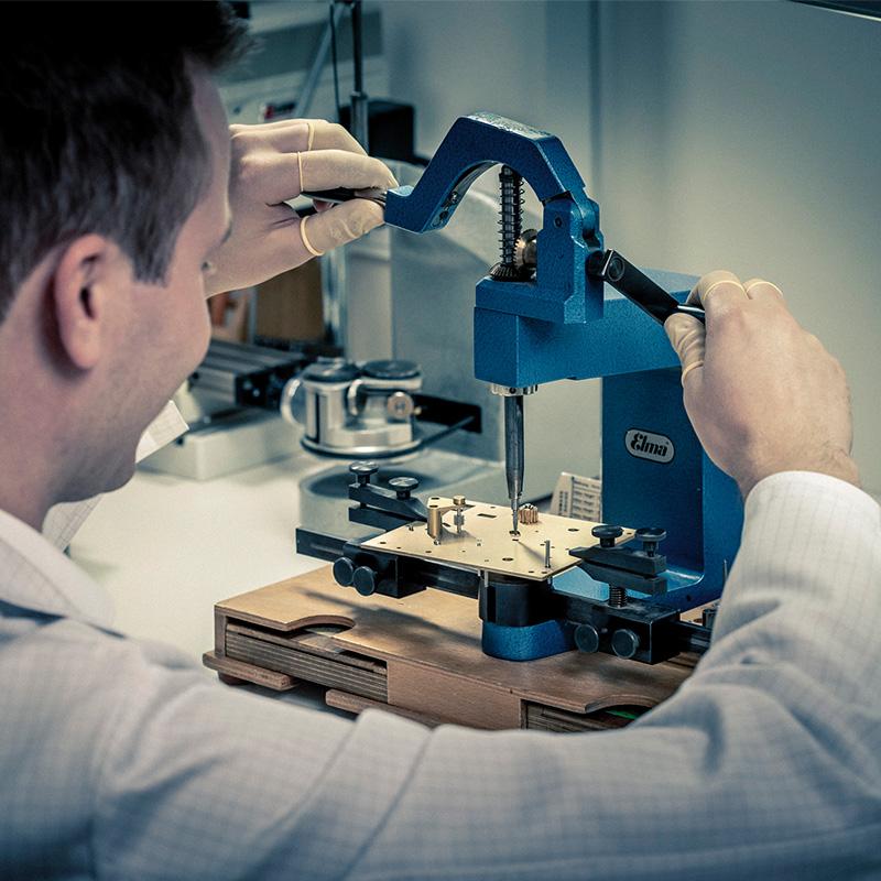 Uhrenservice bei Juwelier Mayrhofer in Linz