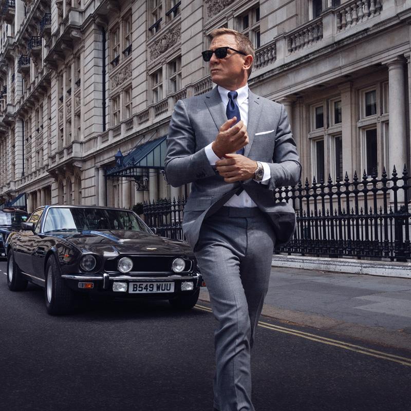 Omega James Bond 007