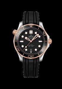 Omega Seamaster Diver 300M Omega Co-Axial Master Chronometer 42 mm 210.22.42.20.01.002 bei Juwelier Mayrhofer in Linz